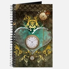 Steampunk, noble design Journal