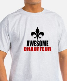 Awesome Chauffeur T-Shirt