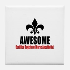 Awesome Certified Registered Nurse An Tile Coaster