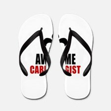 Awesome Cardiologist Flip Flops