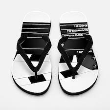 5th Year Clapperboard Flip Flops