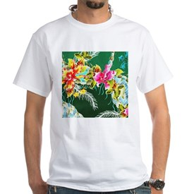 No. 023 Batik Art Asia Masterpiece T-Shirt