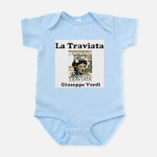 OPERA - LA TRAVIATA - GIUSEPPE VERDI Body Suit