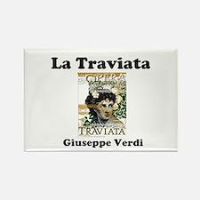 OPERA - LA TRAVIATA - GIUSEPPE VERDI Magnets