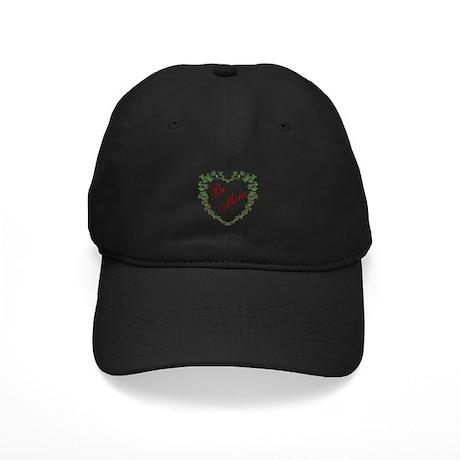 * Irish * Be Mine - Red - Black Cap