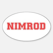 NIMROD Decal
