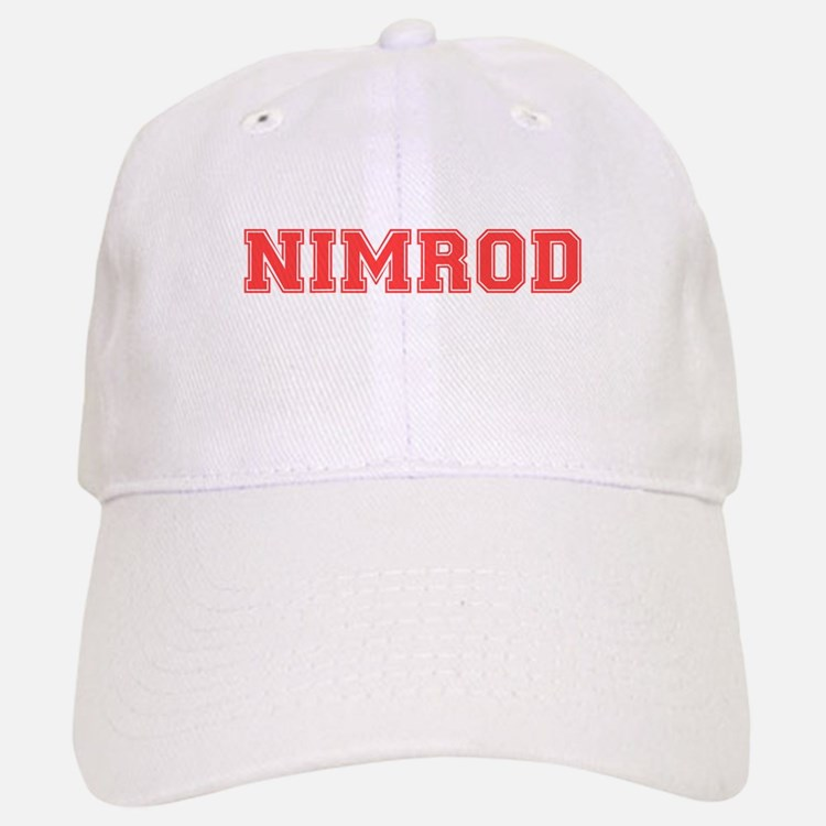 NIMROD Baseball Baseball Cap