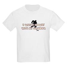 St. Louis Hockey Grandpa T-Shirt