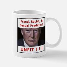 Trump - UNFIT Mugs