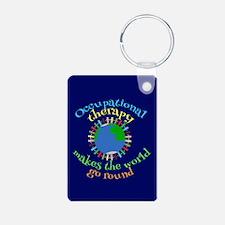OT World Keychains