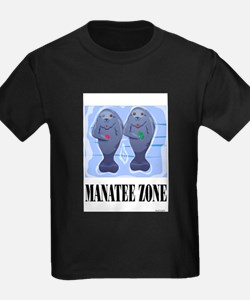 Manatee Zone T-Shirt