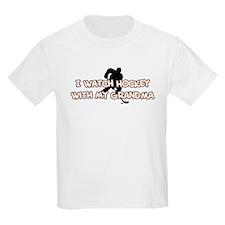 St. Louis Hockey Grandma T-Shirt