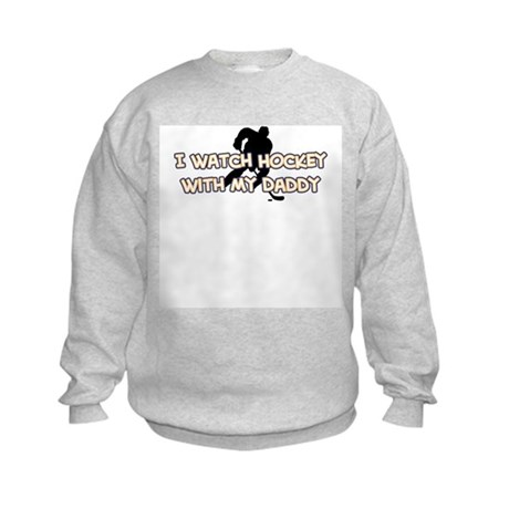 St. Louis Hockey Daddy Kids Sweatshirt