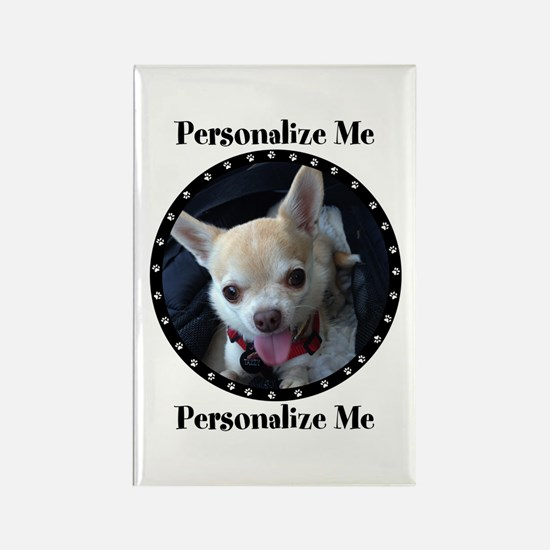 Personalized Pet Magnets