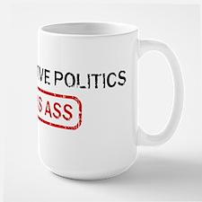 COMPARATIVE POLITICS kicks as Mugs