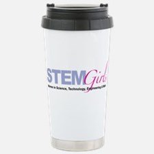 Unique Science is for girls Travel Mug