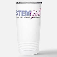 Cute Math is for girls Travel Mug