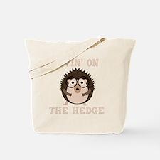 Cute Hedgehog Tote Bag