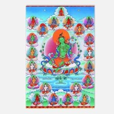 Unique Buddha Postcards (Package of 8)