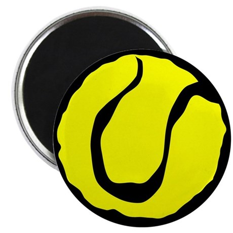 Funny tennis ball Magnet (100 pack)