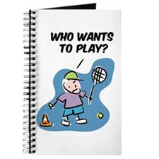 Funny tennis cartoon Journal