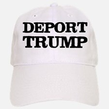 Deport Trump Liberal Politics Baseball Baseball Cap