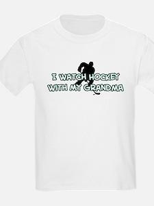 Vancouver Hockey Grandma T-Shirt