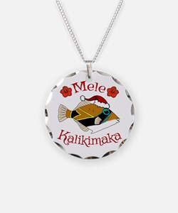 Christmas Humu Necklace