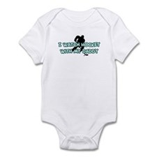 Vancouver Hockey Daddy Onesie