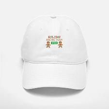 Holiday Baking Team Customizable Baseball Baseball Cap
