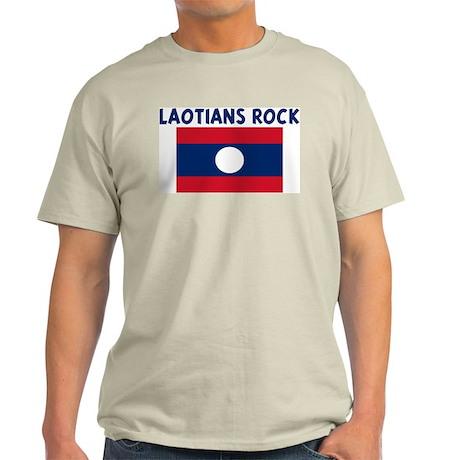 LAOTIANS ROCK Light T-Shirt