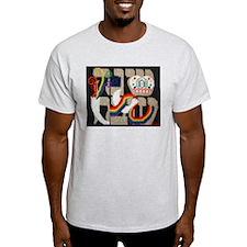 Shanah Tovah Ash Grey T-Shirt
