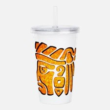 WARRIOR Acrylic Double-wall Tumbler