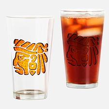 WARRIOR Drinking Glass