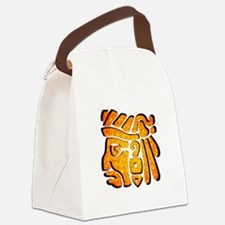 WARRIOR Canvas Lunch Bag