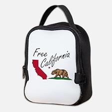 Free California CalExit Neoprene Lunch Bag