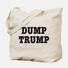 Dump Trump Liberal Politics Tote Bag