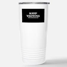 Keep Writing 1 Travel Mug