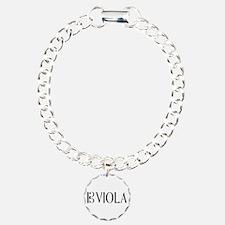 Viola with Alto Clef in Bracelet