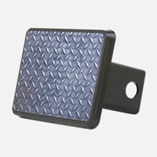 Steel Diamond Pattern Metal Grating Hitch Cover