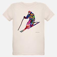 PsycheTele Ash Grey T-Shirt