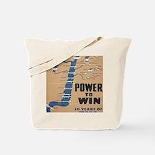 Funny Works progress administration Tote Bag