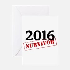 2016 Survivor Greeting Cards