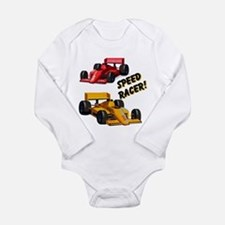 Speed Racer Infant Creeper Body Suit
