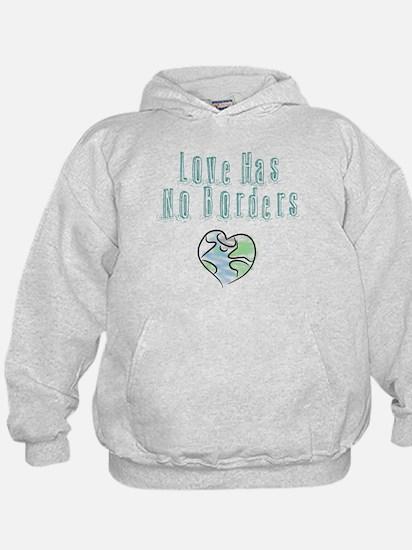 The Flow Of Love Sweatshirt