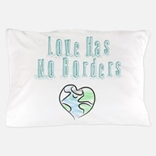 The Flow Of Love Pillow Case