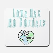 The Flow Of Love Mousepad