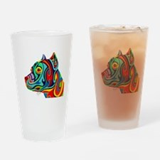 New Breed Drinking Glass