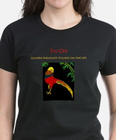 Tai Chi- Golden Pheasant Women's T-Shirt