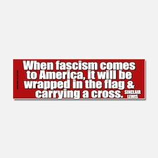 fascism-bumper2.png Car Magnet 10 x 3